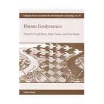 Menselijke Ecodynamics door Geoff Bailey - Ruth Charles - Nick Winder - 9781