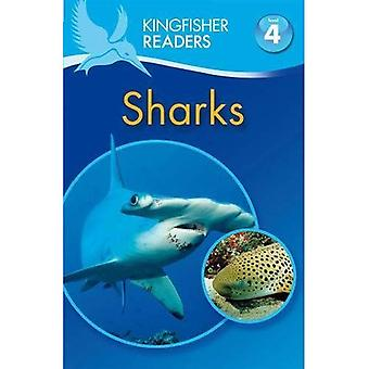 Kingfisher Readers: Sharks (Level 4: Reading Alone) (Kingfisher Readers Level 4)