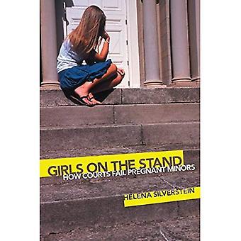 Piger på standen: hvordan domstolene ikke gravid mindreårige
