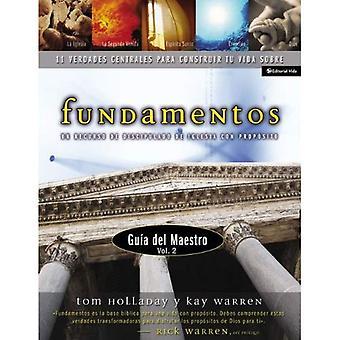 Fundamentos manuel del maestro volumen numero 2
