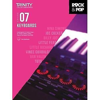 Trinity Rock & Pop 2018 Keyboards Grade 7