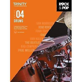 Trinity Rock & Pop 2018 Drums Grade 4 - Trinity Rock & Pop 2018 (Sheet music)