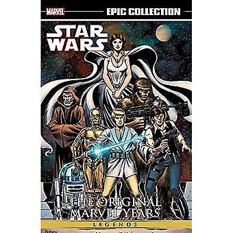 Star Wars Legends epische collectie: De originele Marvel jaar Vol. 1