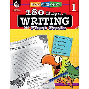 180 Days of Writing for First Grade (Level 1): Practice, Assess, Diagnose