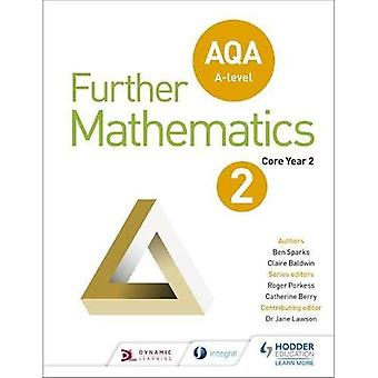 AQA A Level Further Mathematics Core Year 2