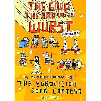 Eurovision 100 verrücktesten Momente