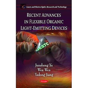 Recent Advances in Flexible Organic Light-Emitting Devices