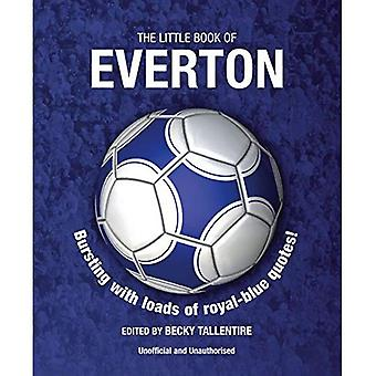 The Little Book of Everton (Little Book of Soccer)