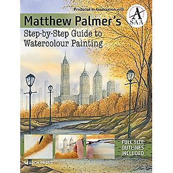 Guía paso a paso de Mateo Palmer a la pintura de acuarela