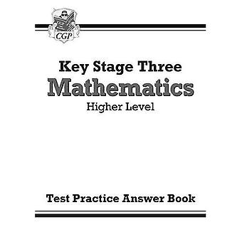 KS3 Maths Answers for Test Practice Workbook (with online edition) - Higher