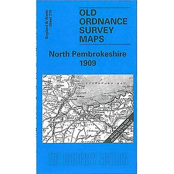 North Pembrokehire (Old O.S. Maps of England and Wales) [Folded Map]