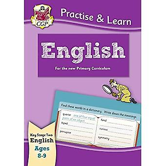 Practise & Learn: English (Age 8-9)