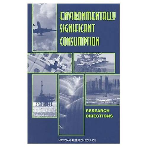 Consumption and the EnvironHommest  The Huhomme Causes