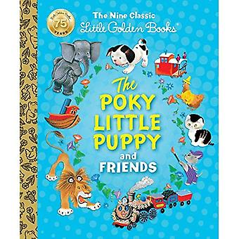 The Poky Little Puppy and Friends: The Nine Classic Little Golden Books (Little� Golden Book Treasury)