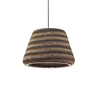 Ideal Lux - Paper Brown Large Pendant IDL146294