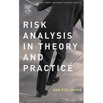 Risikoanalyse i teori og praksis af Chavas & Svends