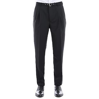 Prada Black Wool Pants