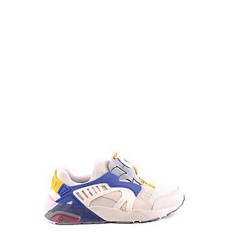 Puma Multicolor Leather Sneakers