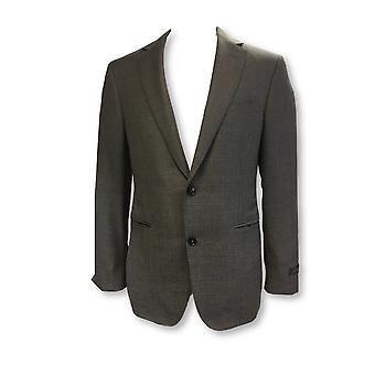 Pal Zileri fully structured jacket in grey check