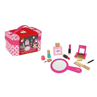 Janod Jura Toys J06514 Little Miss Vanity Set