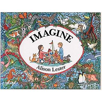 Imagine by Alison Lester - 9780395669532 Book
