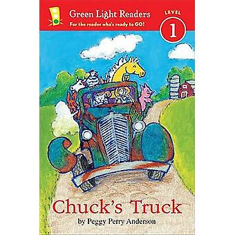 Chuck's Truck by Peggy Perry Anderson - 9780544926189 Book