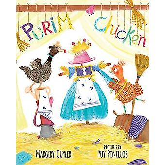 Purim Chicken by Margery Cuyler - Puy Pinillos - 9780807533819 Book