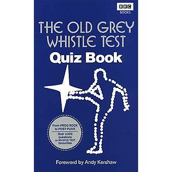 El libro de prueba del silbato gris viejo-9781849905022 libro
