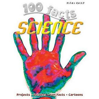 100 Facts Science - Projects - Quizzes - Fun Facts - Cartoons by Steve
