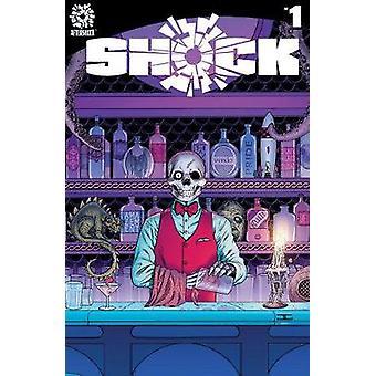 SHOCK by Neil Gaiman - 9781935002659 Book