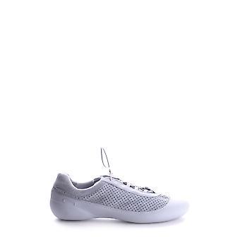 Pirelli Grey Fabric Sneakers