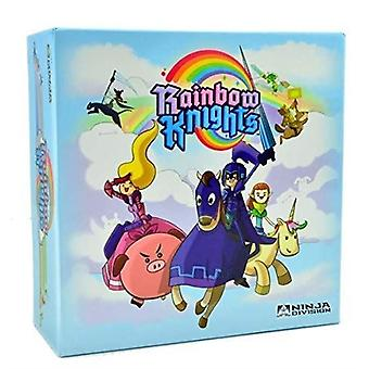 Rainbow Knights Card Game