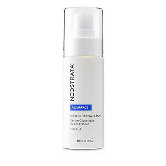 Neostrata Resurface - Glycolic Renewal Serum 10% Aha - 30ml/1oz
