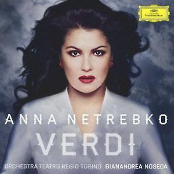 Anna Netrebko - Eroina-Verdi Scenes & Arias [CD] USA import