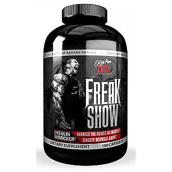 Rich Piana 5 % Nutrition Freak Show Capsule