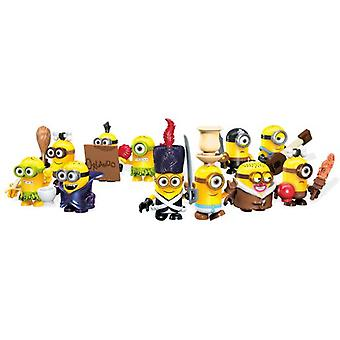 Megabloks Minions Collection Minifigures Movie