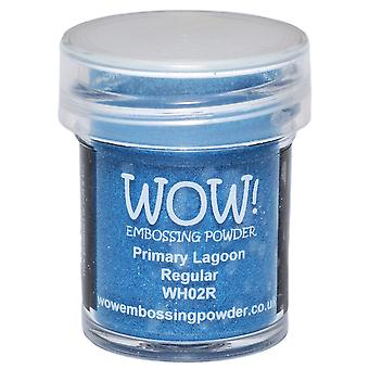 Wow! Embossing Powder 15Ml Lagoon Wow Wh02r
