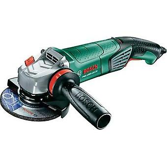 Angle grinder 125 mm incl. case 1300 W Bosch Home and Garden PWS 130-125 CE 06033A2900