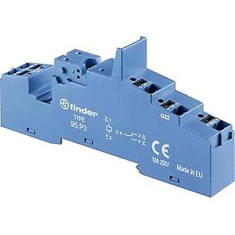 Relay socket 1 pc(s) Finder Compatible with series: Finder 40 series, Finder 99 series, Finder 86 series Finder 40.31,