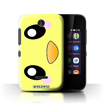 STUFF4 Case/Cover for Nokia Asha 230/Chick/Cute Kawaii