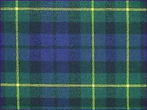 Campbell of Breadalbane, Modern - Pure Wool Tartan