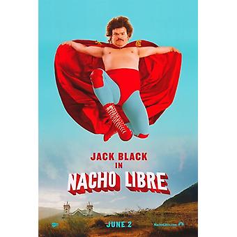 Nacho Libre Movie Poster (11 x 17)