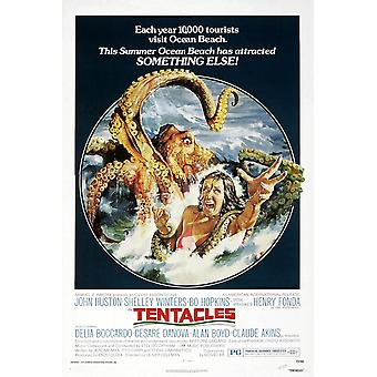 Tentacles Us Poster 1977 Movie Poster Masterprint