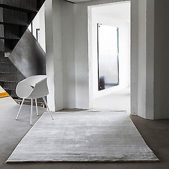 Bamboo Rugs In Light Grey By Massimo