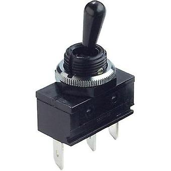 Arcolectric C1722ROAAA 16A Miniature Toggle Switch, ,