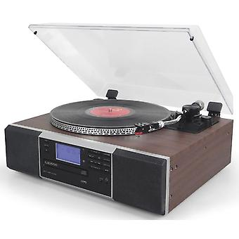 Lauson Turntables Cl142 Bluetooth Cd / Usb (Home , Electronics , Media Players)