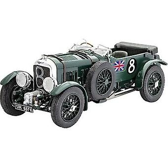 Revell 7007 Bentley 4,5 L Blower Car model assembly kit 1:24