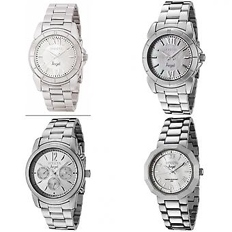 Invicta Women's Angel Collection Rhodium-Plated Stainless Steel Watch