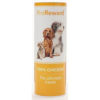 Proreward hund behandler 100% kylling 60g (pakke med 12)