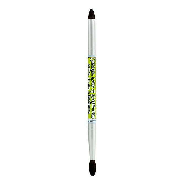 TheBalm Double Ended Smudger Brush/Tapered Crease Brush -